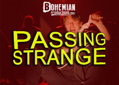 PASSING STRANGE – 2012