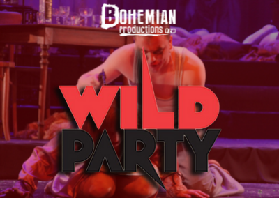 THE WILD PARTY – 2014
