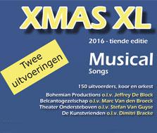 Musicalconcert XMAS XL