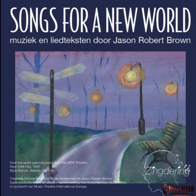 Songs For A New World affiche